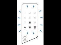 集荷依頼方法 ⑧ *、8、0、STの順に ボタンを押す