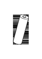 単三形リチウム 乾電池 4本