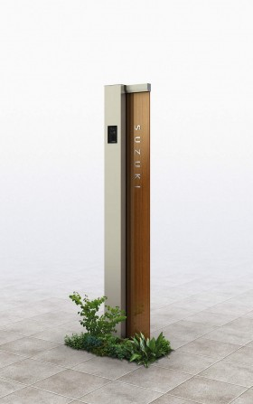 A02型 木目調パネル