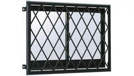 窓まわりの防犯性とデザイン性を両立