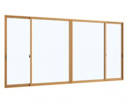 引違い窓(クレセント仕様)